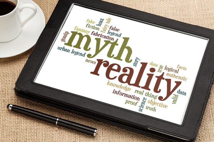 Four Marketing Myths