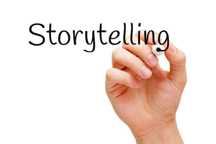 Brand is Storytelling, Not More Ad Clutter