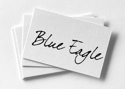 Blue Eagle CU Naming