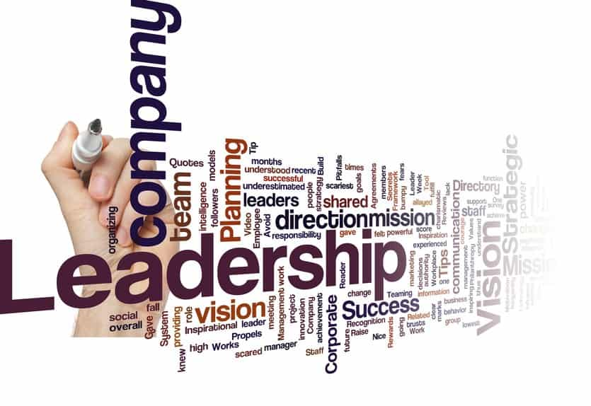 Rise with Leadership by Lowering Leadership