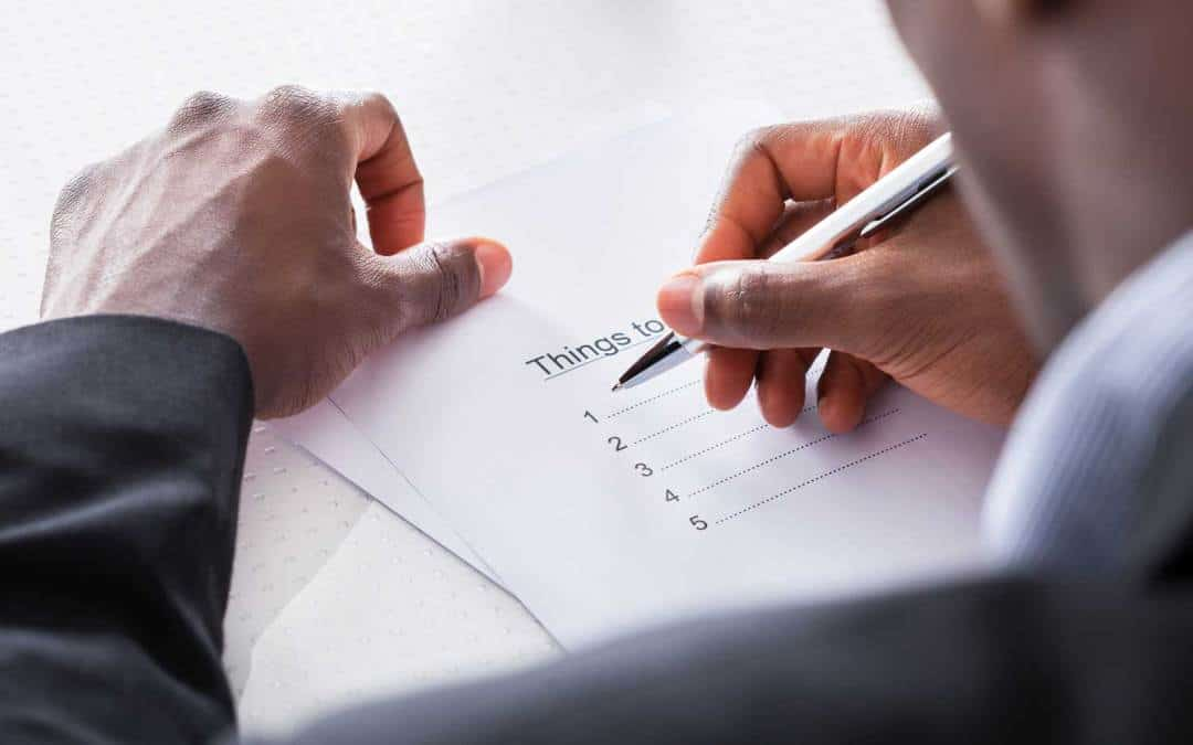 Power of Saying No in Strategic Planning | On the Mark ...