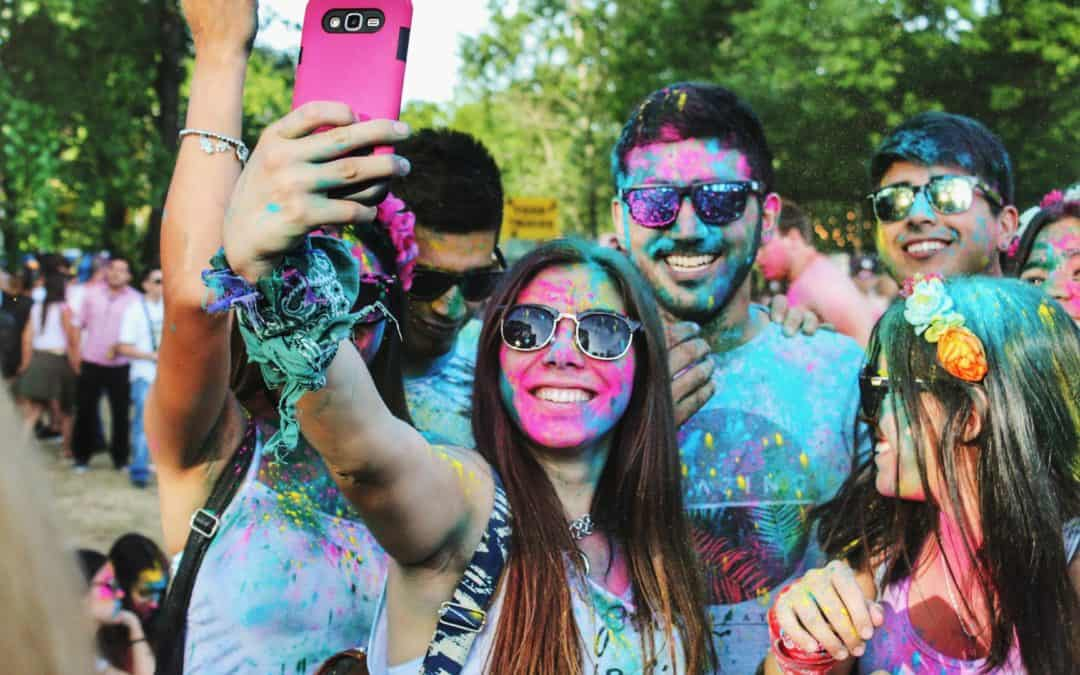 marketing events to millennials