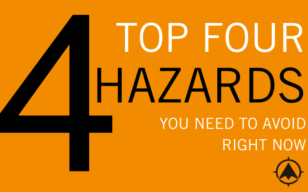 Top Four Hazards Your CU Needs To Avoid Now