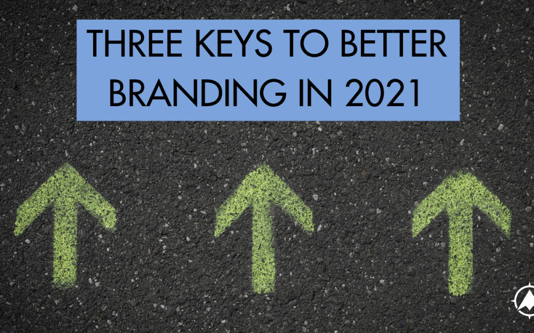 Three Keys to Better Branding in 2021