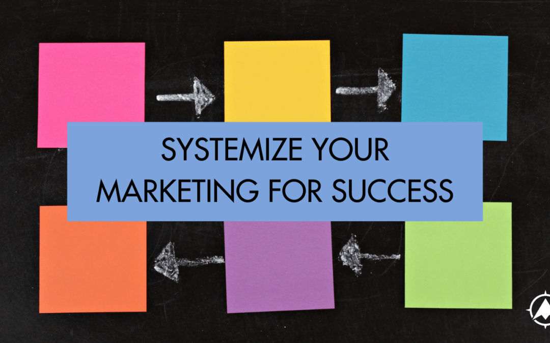 Systemize Your Marketing For Success